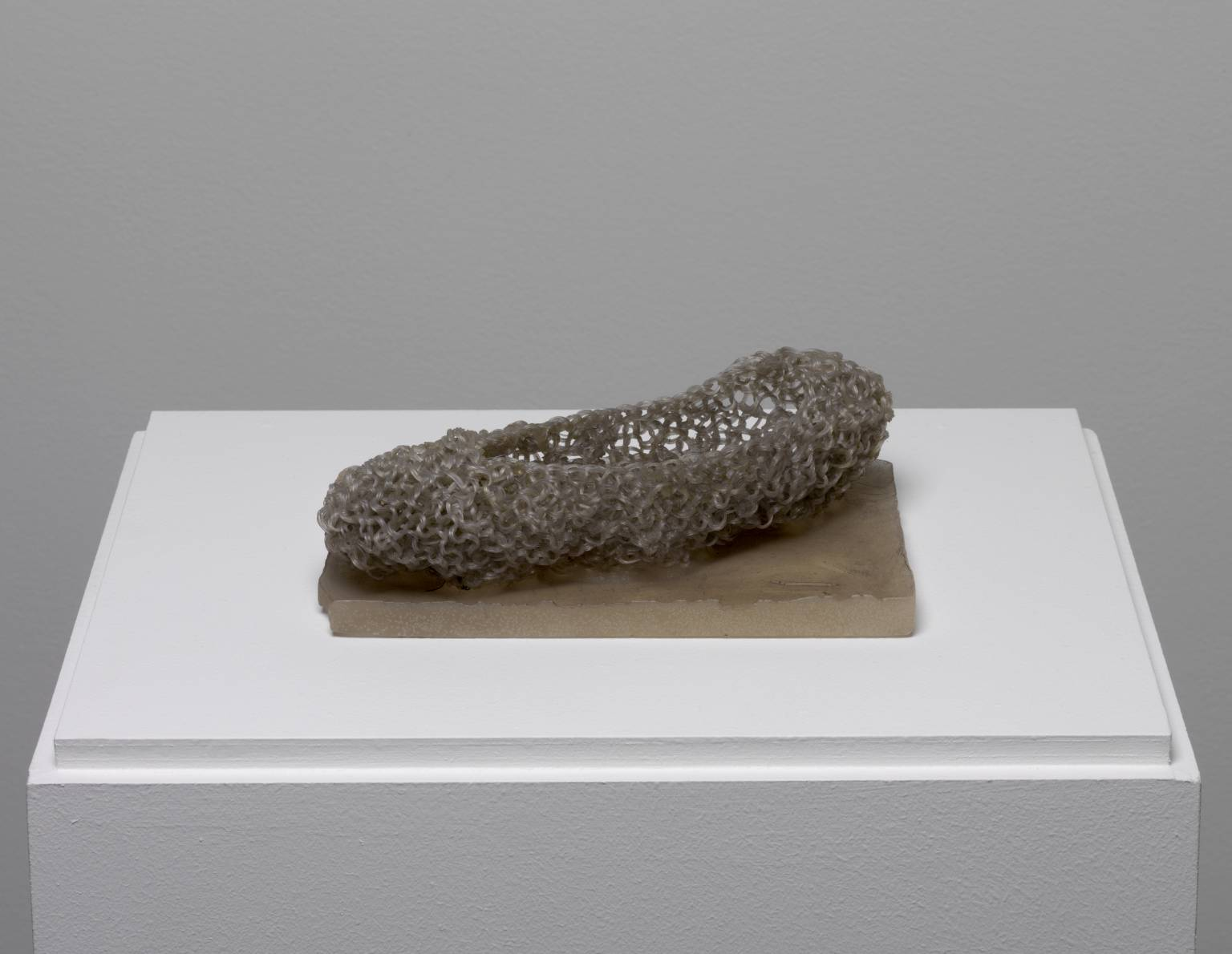 Untitled (Little shoe) 1968 by Marisa Merz born 1931