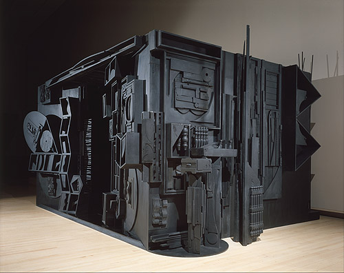 Anna Marra Louise Nevelson Palace